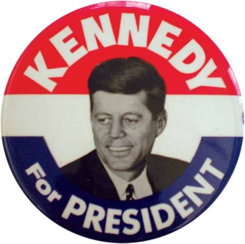 Kennedy Wins Election of 1960