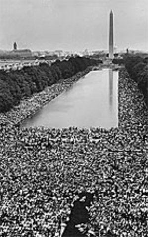 March on Washington, D.C.