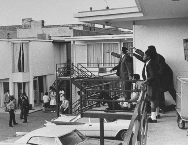 Dr. Martin Luther King, Jr. Assassination