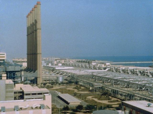 Largest Desalination Plant Built