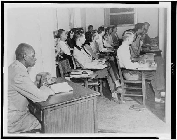 Brown v, Board of Education