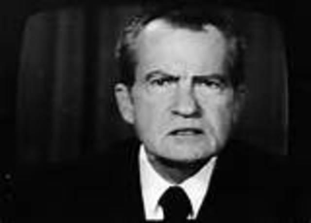 Nixon is Inaugurated (1969-1974)