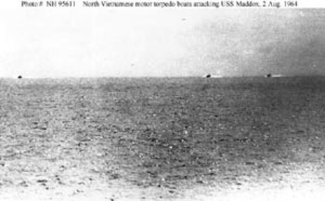 Gulf of Tonkin Incident/Resolution