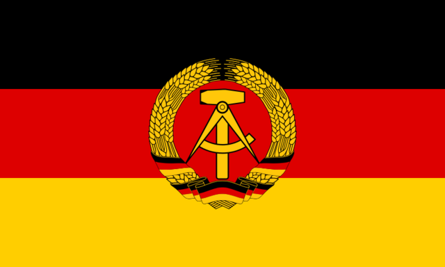 East Germany Formed.