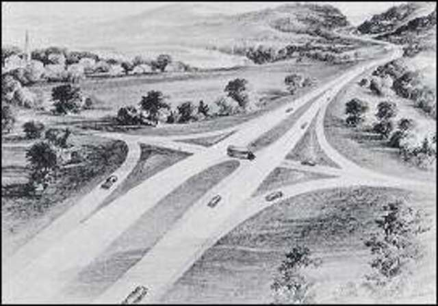 Federal-Aid Highway Act of 1956