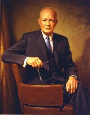 Benefits for the People-Eisenhower