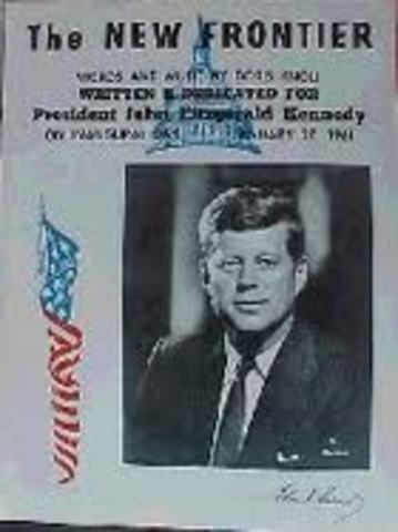 New Frontier-JFK