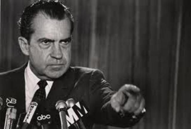 Nixon's New Economic Policy