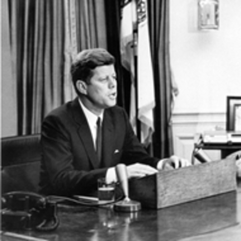 Kennedy Adresses the Nation on Civil Rights