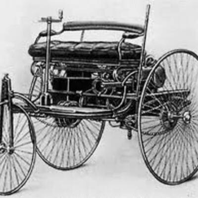 HISTORIA DEL  AUTOMOVIL timeline