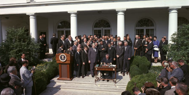 LBJ and the Economic Opportunity Act