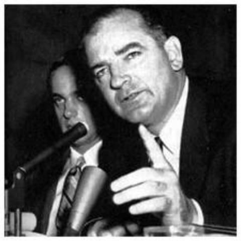 McCarthyism (Under Eisenhower)