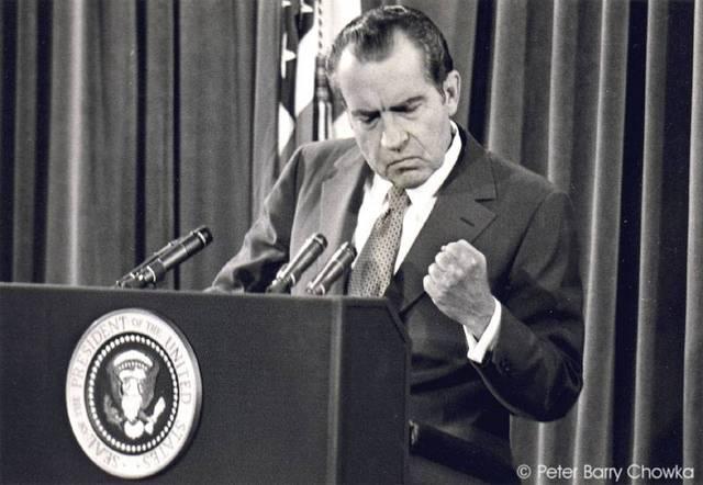 Nixon's new improvment