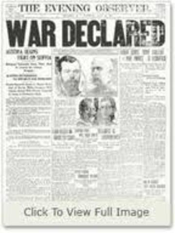 Declared War