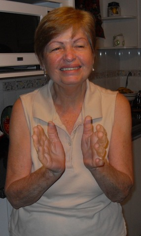 Nace Carmen Lydia González Santiago