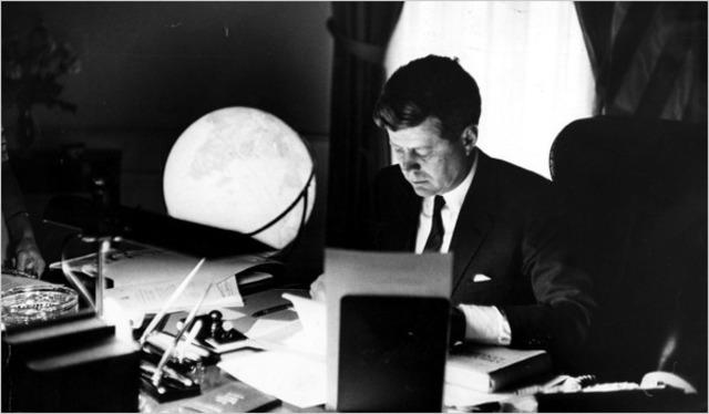 JFK v. Big Steel (Under JFK)