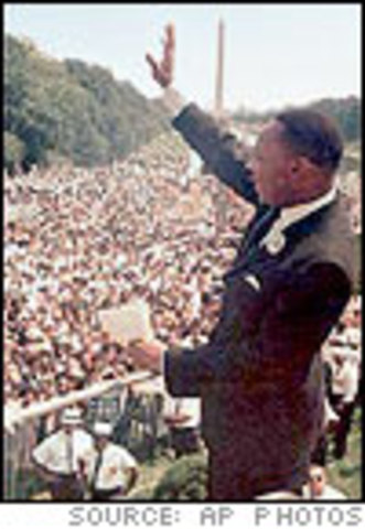 MLK Jr. Arrested