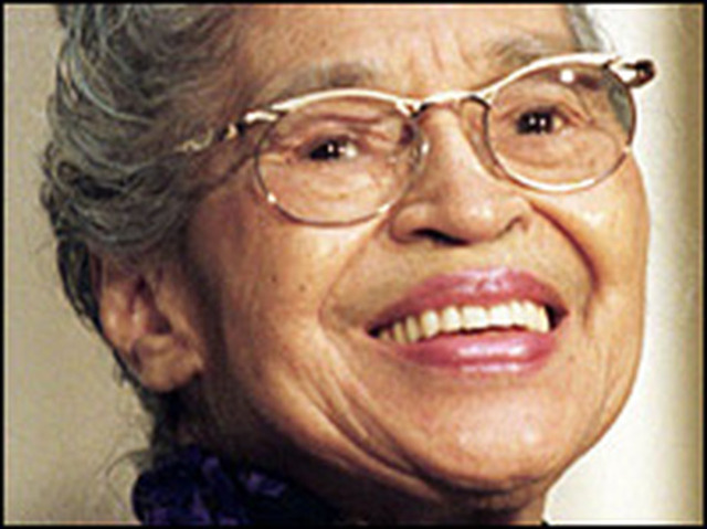 Rosa Parks Takes a Stand