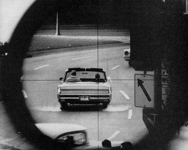 President Kennedy assassinated in Dallas, Texas