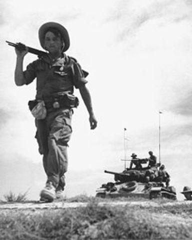 IndoChina War Continuation