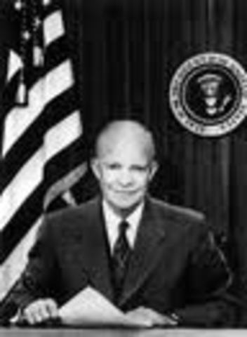 Ike seeks to cancel Indian New Deal