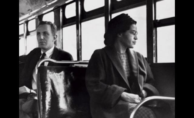 Rosa Parks and Mongomery Bus Boycott