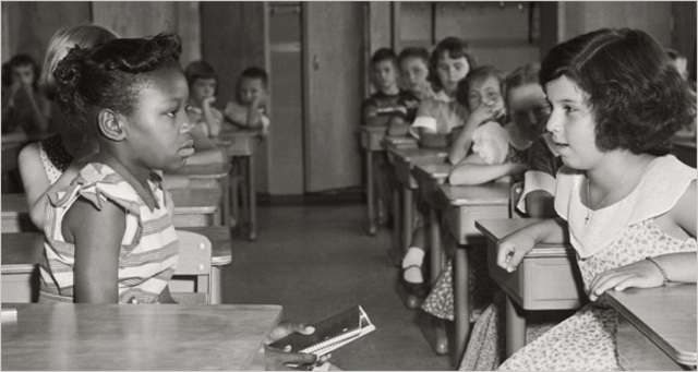 The U.S Supreme Court case Brown vs. Board of Education