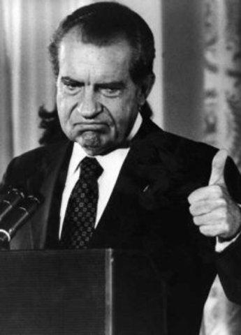 Nixon's Watergate Scandel