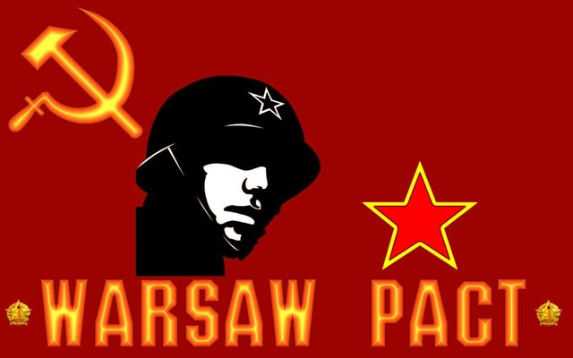The Warsaw Treaty Organization was formed as a result of the fortification of West Germany