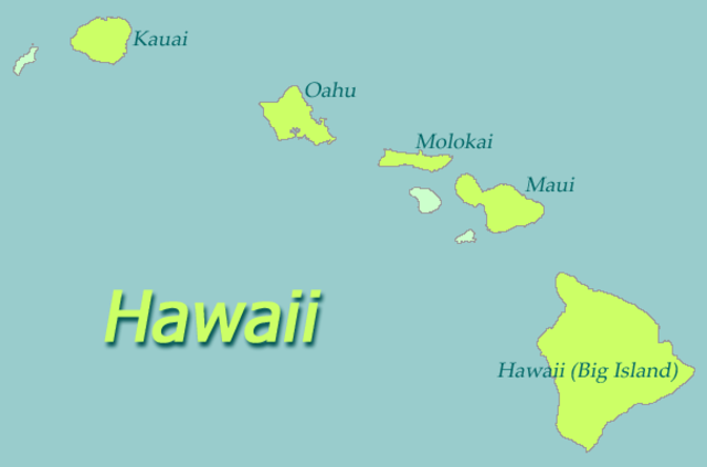 Hawaii joins the Union