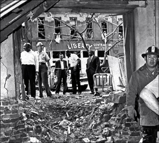 The Birgmingham Baptist Church Bombing