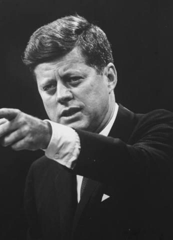 Kennedy's speech