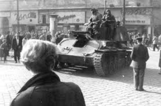 Repression in Hungary
