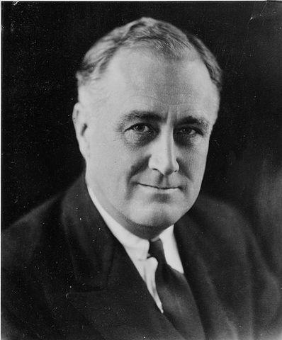 Franklin D. Roosevelt Elected President