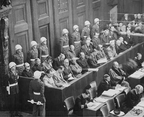 Chapter 18 Section 3: Nuremberg Trials