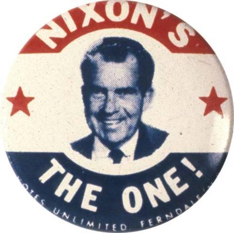 Richard Nixon Wins Election of 1968