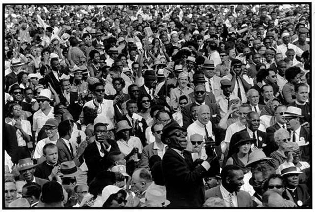 The March on Washington and the Civil Rights Act IMAGE SOURCE:© Bruce Davidson/Magnum Photos.