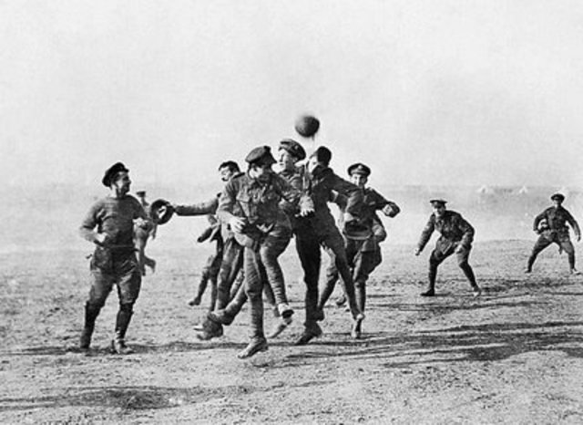 Unofficial Christmas Truce