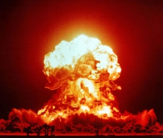 Chapter 18 Section 4: Atomic Bomb