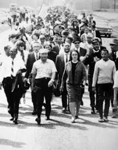 March to Montgomery (from Selma)