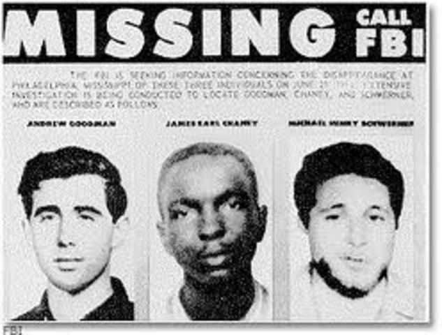 The Murder of Civil Rights Workers