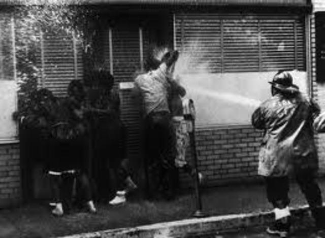 Eugene Bull Connor & Civil Rights Protesters
