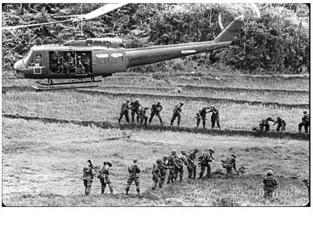 J.F.K. sends 400 troops to South Vietnam as advisors