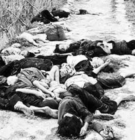 My Lai Village Massacre