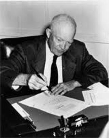 Eisenhower Doctorine