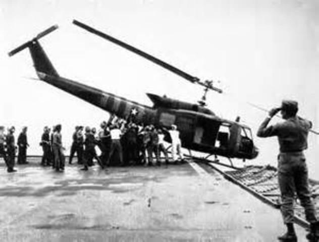 Cease Fire in Vietnam
