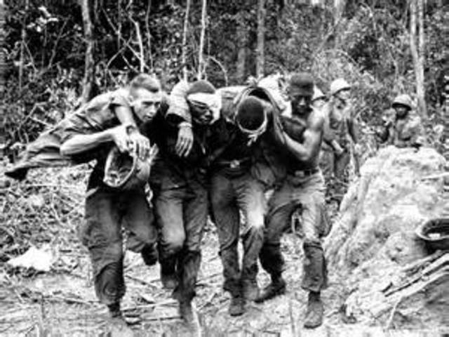 Escalation of U.S. Involvement in Vietnam