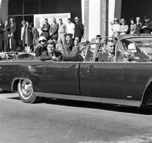 Murder of John F. Kennedy