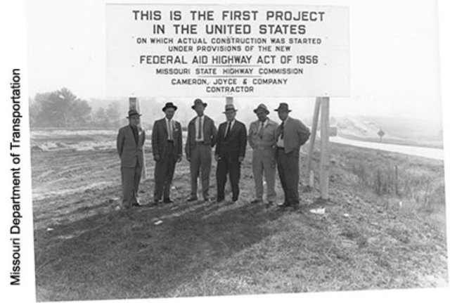 Federal HighWay Act of 1959
