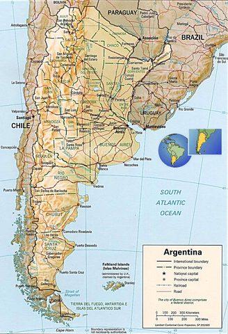 My Flight To Argentina